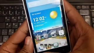 Huawei Y530-U00 SD Update