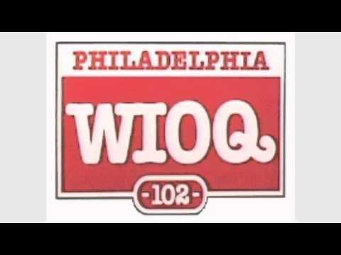WIOQ Q102 Philadelphia - John Harvey - April 1983