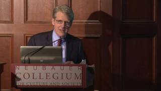 "Robert J. Shiller, ""Narrative Economics"": Director's Lecture, January 26, 2017"
