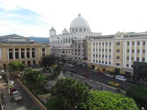 San Salvador | El Salvador, Plaza Futura ,  Parque Bicentenario,  La Laguna, botanical gardens,