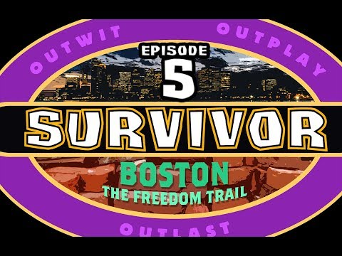 "Survivor Boston: The Freedom Trail - Episode 5 - ""I Should Be Doing Homework Right Now"""