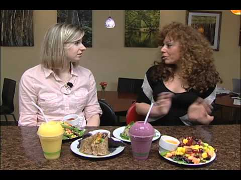 Inside Lake Forest - Organic Wellness Cafe