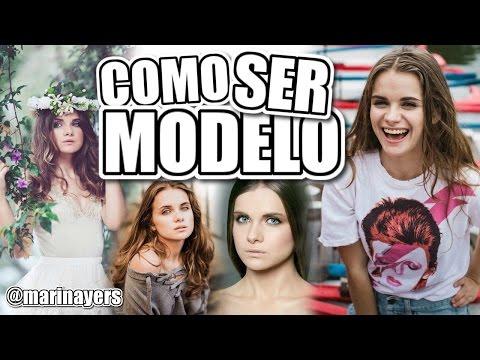 COMO SER MODELO (Tips, castings, agencias...)   Marina Yers