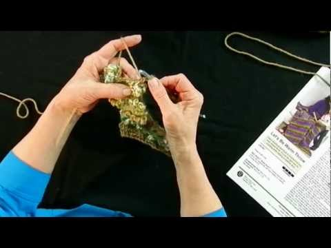 Learn to Crochet Double End Hook and Red Heart – Part 1
