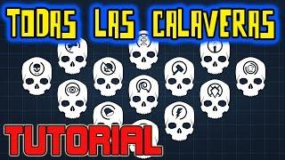 Halo 5: Guardians | TUTORIAL: Conseguir TODAS las Calaveras | Guías y Logros