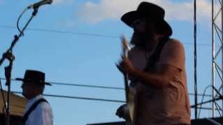 Frank Wicher Band - Tobacco Road @ .38 Special show