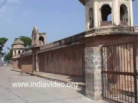 The Mahal of Raja Gangadhar Rao