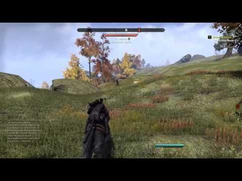 Elder Scrolls Online (ESO) PVP Cyrodiil Khajiit-nightblade AD Gameplay