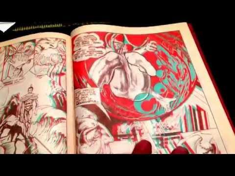 3D comics part 2