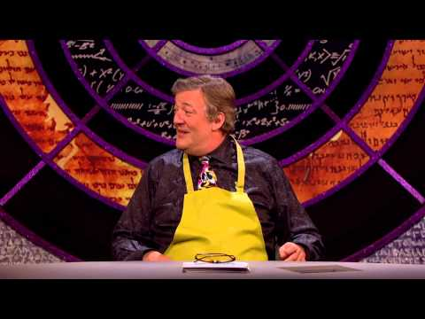 QI XL K Episode 13 - Kitchen Sink