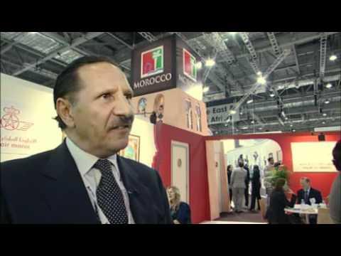 Morocco Director of Moroccan National Tourist Office, UK & Ireland, Mr Ali El Kasmi