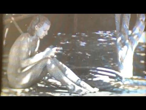 Zoro gardens, nudist colony. Early 1900s film documentary