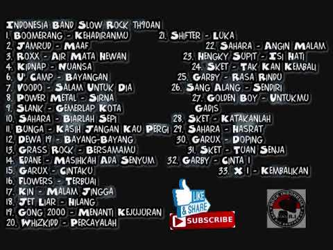 Lagu Rock Indonesia 90an