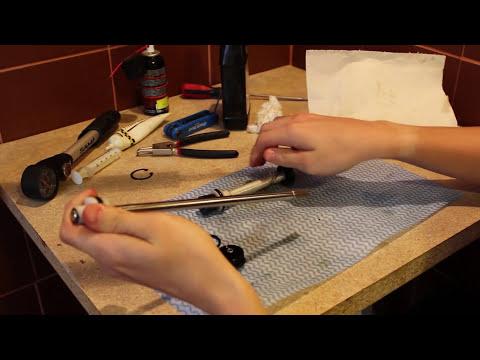 DIY RockShox fork   SoloAir service