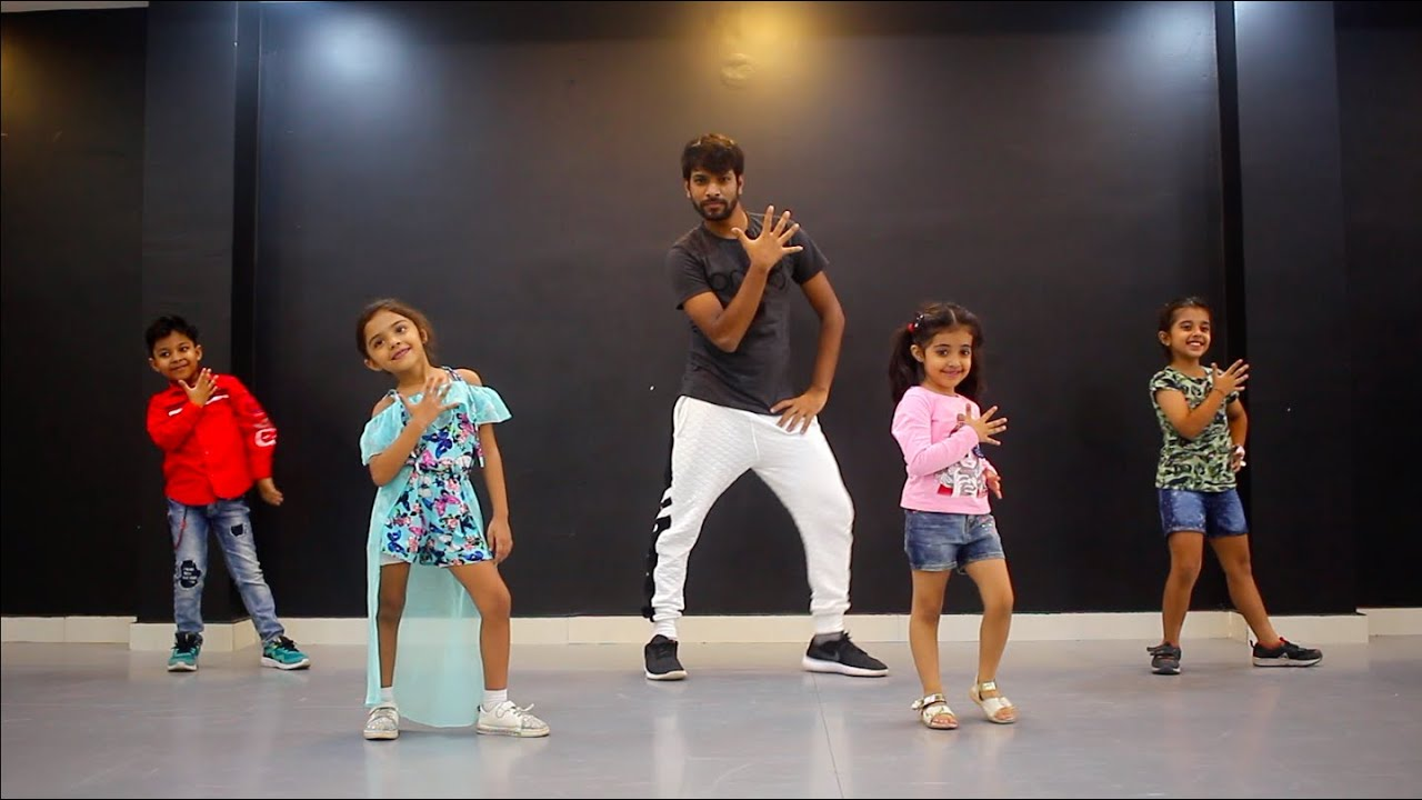 Dance Tutorial for 3 to 7 years Kids | 5 Basic Steps | Deepak Tulsyan | G M Dance | Part 4 #withme