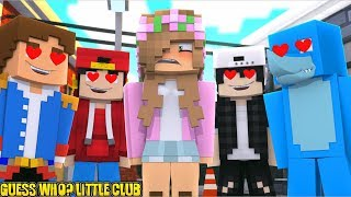 GUESS WHO THE LITTLE CLUB  Minecraft Little Kelly