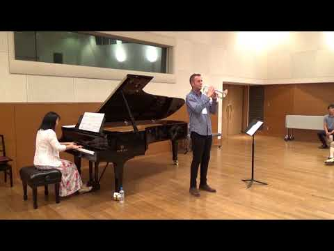 1st movement from Cornet Concerto