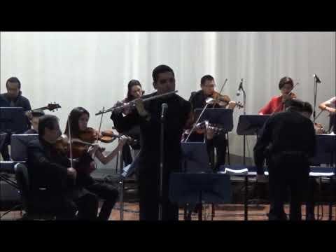 Larry Salgado - Danza Ecuatoriana - 2017