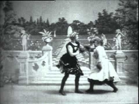 Thomas Alva Edison - Gordon Sisters Boxing - 1900.mpg