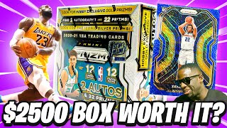FOTL NBA Prizm Pack Opening! This was brutal...