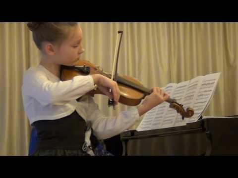 рубинштейн прялка ноты для скрипки