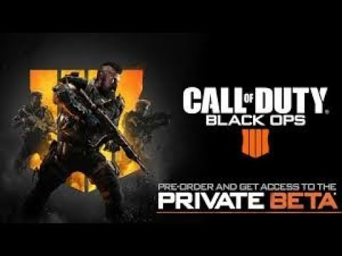 """Download BLACK OPS 4 """"BLACKOUT"""" XBOX ONE X 4K EDITION! EP.1  BATTLE ROYALE FPP!"""