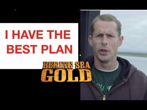 "BERING SEA GOLD - ""MY BOAT HAS WHEELS""?"