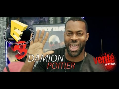 Damion Poitier on Payday 2