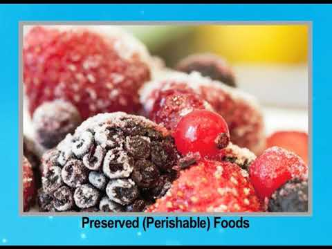 Physical Methods of Food Preservation -1