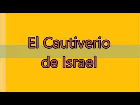 El Cautiverio De Israel