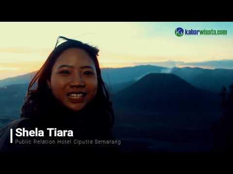 Pesona Bromo Berikan Kesan Di Media Gathering Hotel Ciputra Semarang