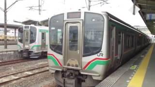 常磐線 E721系