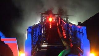 NRWspot.de | Dachstuhlbrand in Witten fordert vier Verletzte