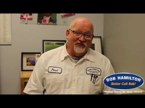 Working at Bob Hamilton - Master Plumber, Paul