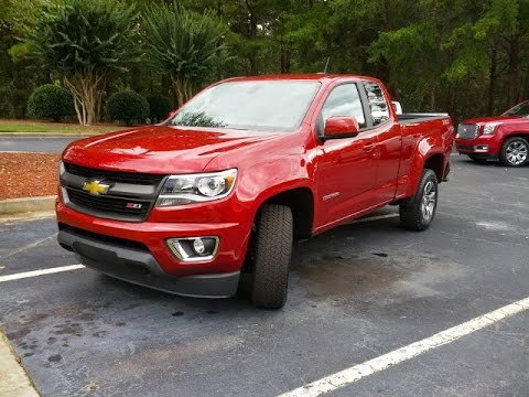2015 chevy colorado zr2 diesel concept z71 lt revea doovi. Black Bedroom Furniture Sets. Home Design Ideas