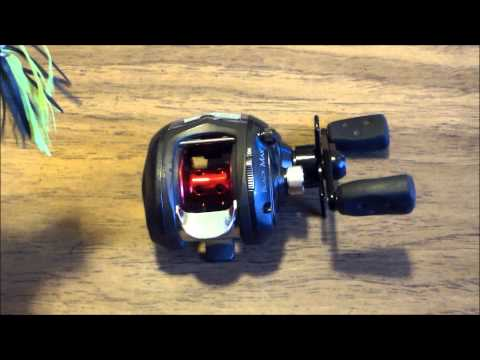 how to put new line on a baitcaster