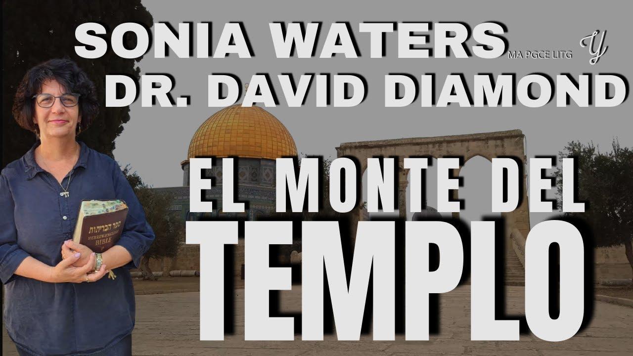 🔴 SONIA WATERS Y DAVID DIAMOND - EL MONTE DEL TEMPLO #profeciasbiblicas #israel