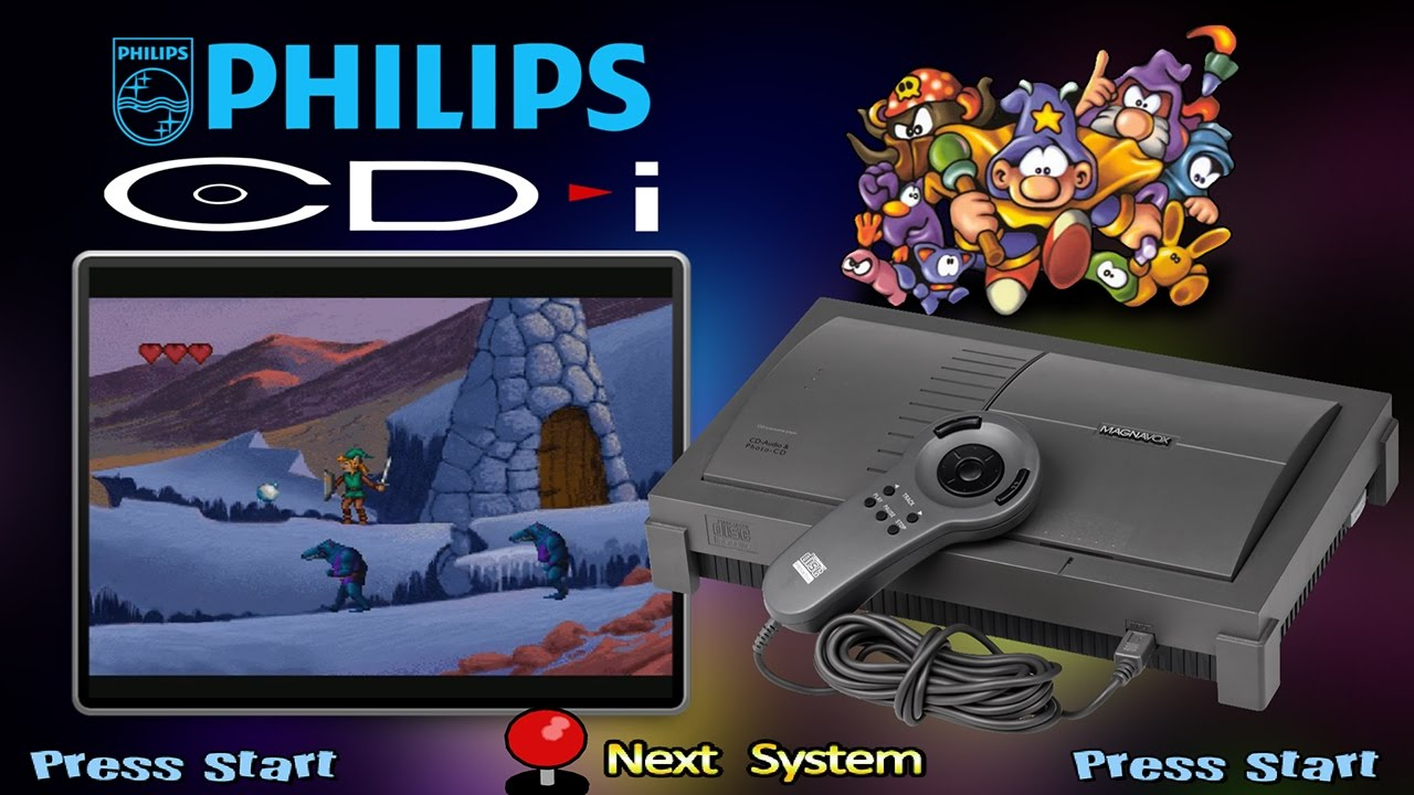 All Philips CD-i Games A to Z