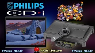 All Philips CD-i Games