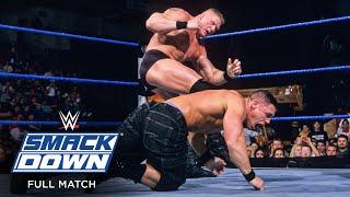 FULL MATCH - Brock Lesnar vs. John Cena: SmackDown, Feb. 13, 2003