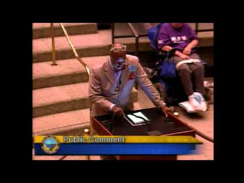Long Beach Local Hire Coalition - City Council (March 10, 2015)