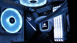 Creiamo una build bianca con il Crystal 680x RGB! [Esclusiva]