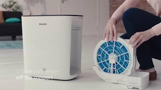 Обзор очистителя воздуха Philips