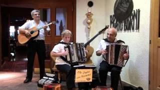 """""""Löffel-Polka"""" von Antonin Borovicka, Bearbeitung für diat. Harmonika von Enrique Lienhard"""