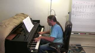 GRACE AND BEAUTY by James Scott | Cory Hall, pianist