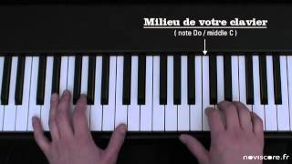 New Soul ***** (Yael Naim) cover piano facile / Easy piano solo tutorial !