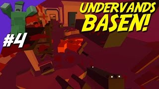 UNDERVANDSBASEN! - Unturned Dansk 3.0 Hawaii Ep 4