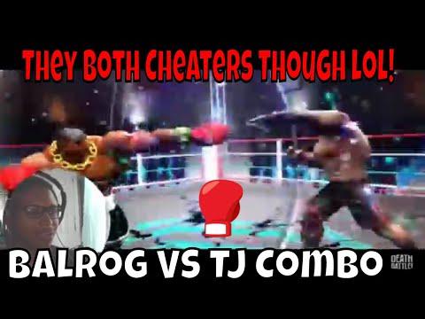 Balrog VS TJ