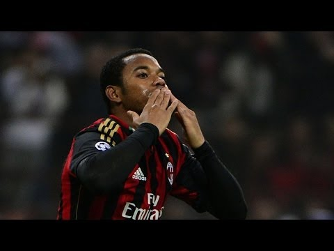 Robinho | Brazilian Skiller | Great Goals and Magic Skills