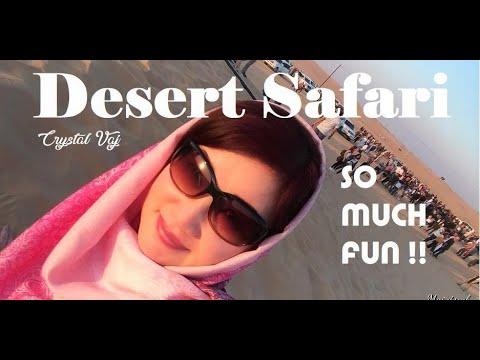 DUBAI Desert Safari – SUV roller coaster ride 2020